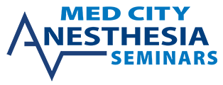 Med City Anesthesia Seminars Logo